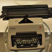 Olympia Typewriter<br /><br />